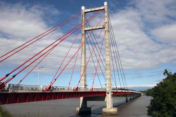 El puente de la amistad