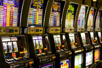 Photo sur Aluminium Las Vegas Slots