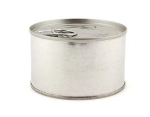 Obraz Lata metalica de conservas - fototapety do salonu