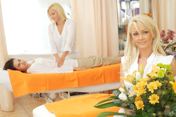 Lifestyle photo from the beauty-salon.