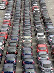 fila coches