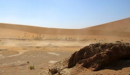 brise du désert