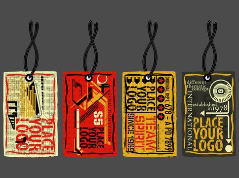 Hangtag / Swingtag / Label / Logo