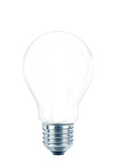 light bulb isolated