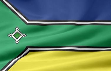 Flagge von Amapa - Brasilien