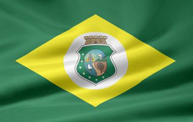 Flagge von Ceara - Brasilien