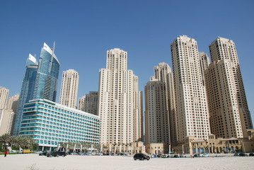 Dubai Marina Waterfront