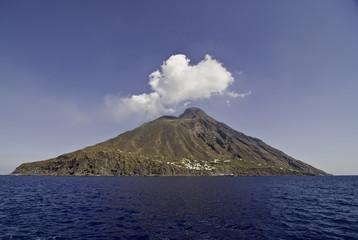 Äolische Inseln - Stromboli