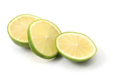 fresh lemon  fruit isolated on a white background