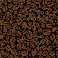 coffee vector seamless