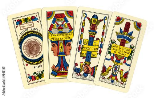 Segni carte da gioco