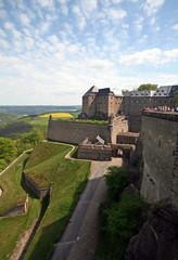 Auf der Festung Königstein 10