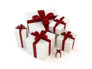 Pacchi regalo assortiti