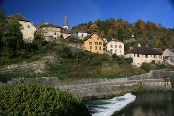 Lods plus beau village de France
