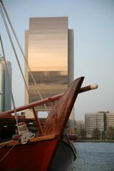 Schiff in Dubai