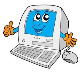 Cute small computer