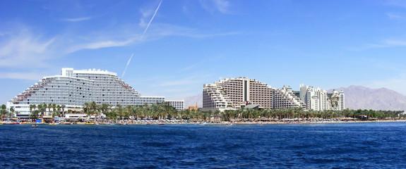 hotel strip in eilat israel