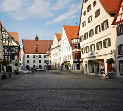 Riedlingen - Medieval Town