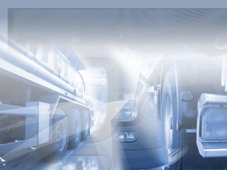 LKW Transport Spedition