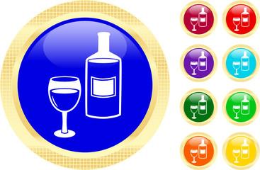 Icon of wine