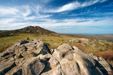 Grayson Highlands Landscape