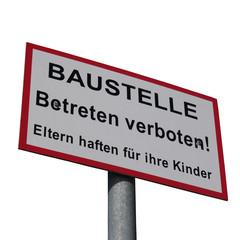 Bauschild