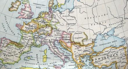 europa am ende der völkerwanderung
