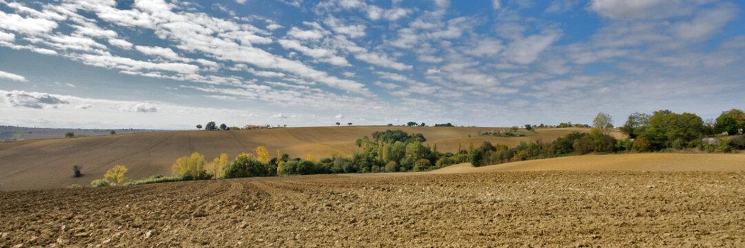 terre de campagne