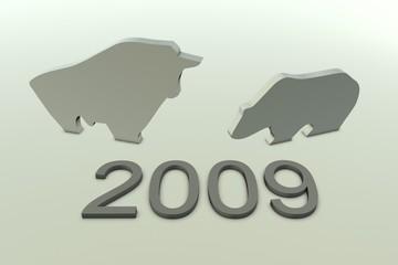 Börsenjahr 2009