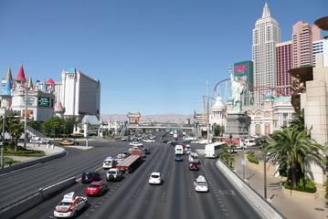 Poster de jardin Las Vegas las vegas