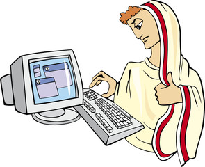 ancient IT specialist