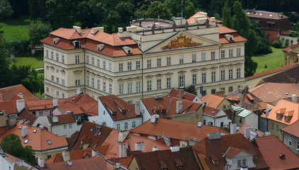 ambassade d'allemagne à Prague