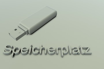 USB Speicherplatz