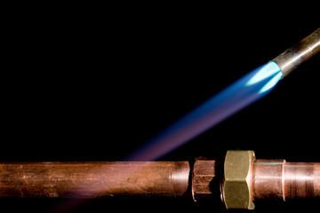 copper flame