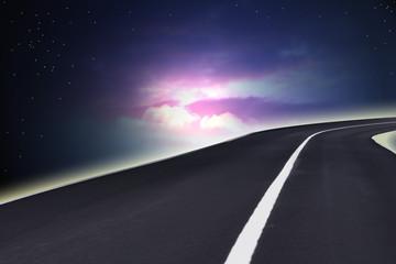 autostrada per le stelle