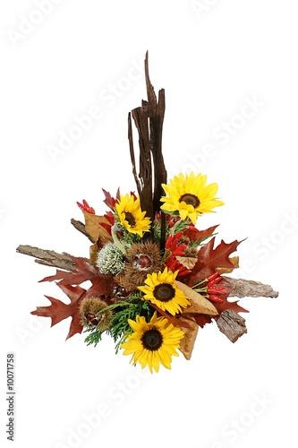 art floral bouquet d 39 automne photo libre de droits sur la banque d 39 images. Black Bedroom Furniture Sets. Home Design Ideas