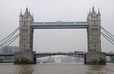 Fond de hotte en verre imprimé Pont England, London, Tower Bridge