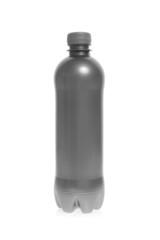 Energy drink in plastic bottle
