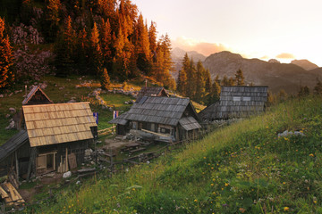 The Mountain Settlement