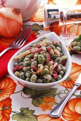 Fave al prosciutto - Contorni della cucina Toscana