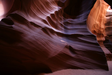 Canyon of Antelope, Arizona, USA