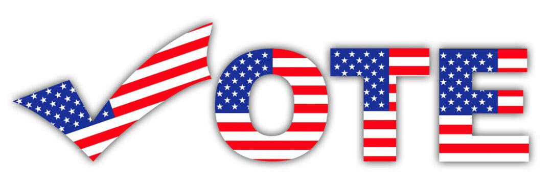 Vote. Tick.