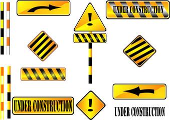 Vector signs