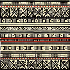ornamental african background