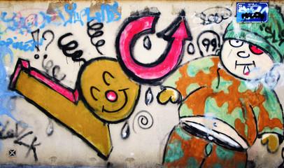 Graffitis story 1
