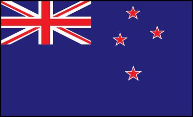 New zelande flag