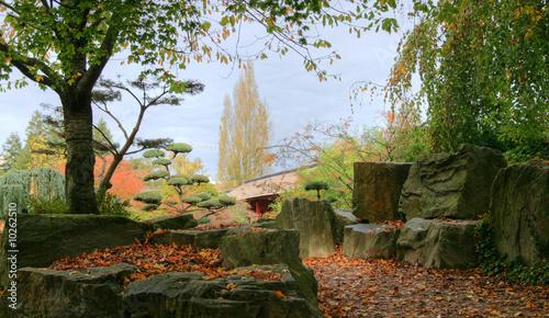 Jardin japonais nantes photo libre de droits sur la banque d 39 images image 10262510 for Jardin japonais nantes