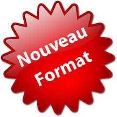 """Tampon """"Nouveau Format"""""""