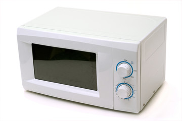 Microwave oven. Simple and concise design.