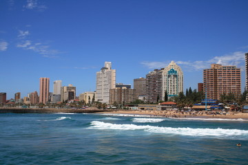 city of Durban, south africa